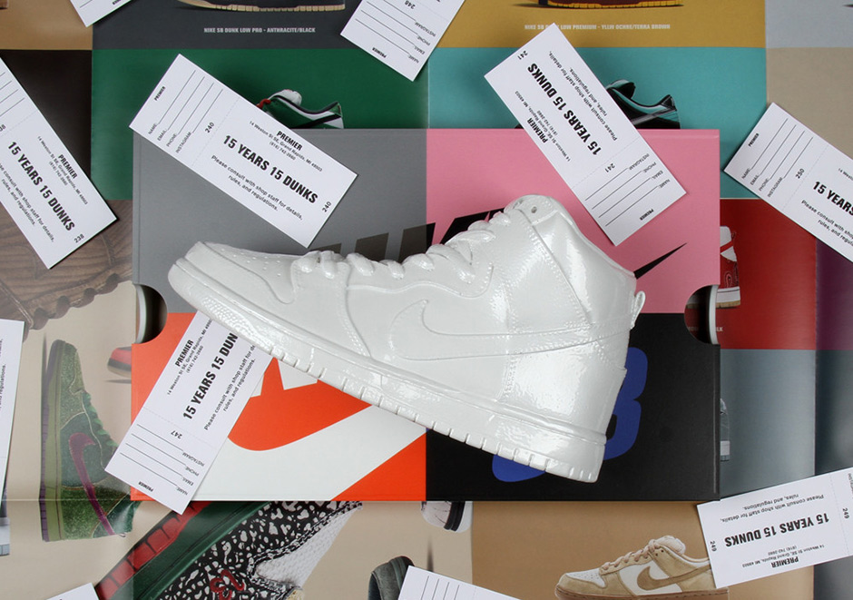 c05d8bf938bd Store List For Nike 15 Years Of SB Dunk Raffle