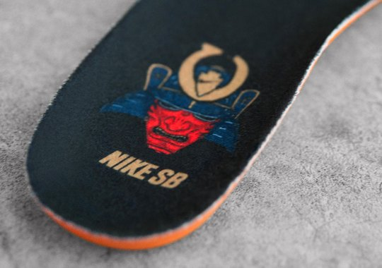 Sean Malto's Nike SB Dunk Elite Low Is Inspired By Samurai