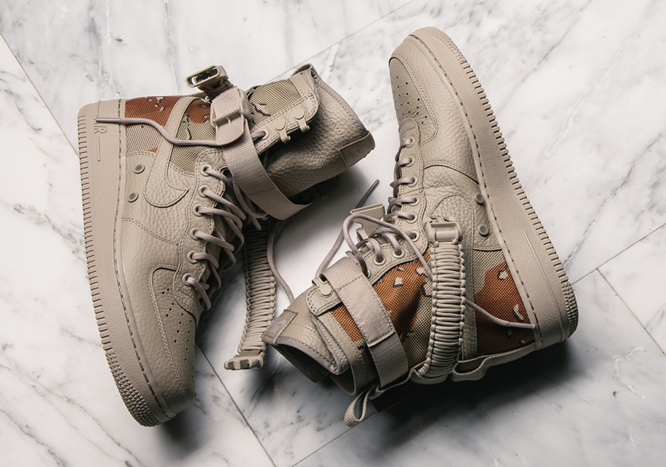 """Where To Buy The Nike SF-AF1 """"Desert Camo"""""""