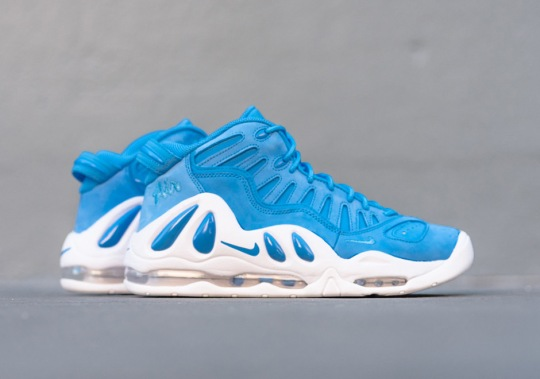 """Nike Air Max Uptempo 97 """"All-Star"""" Release Next Saturday"""