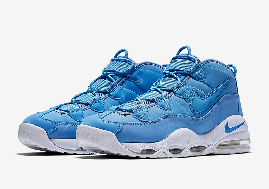 "new style 6eda2 ed20b ... Max2 Uptempo 94 University Blue Nike Air Max Uptempo 97 ""University Blue""  Release Date February 25th, ..."