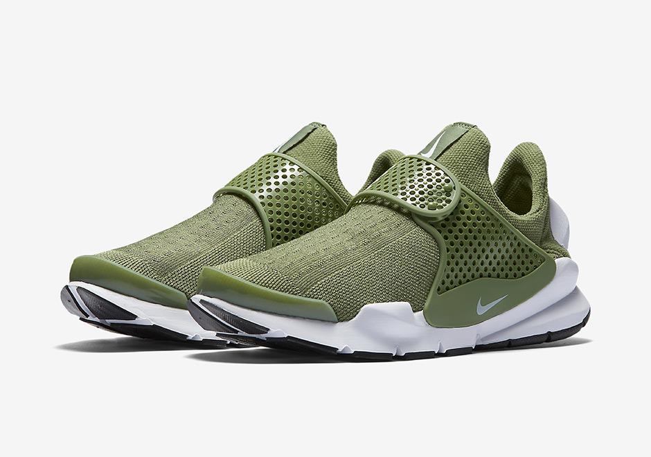 Nike Sock Dart WMNS Palm Green 848475