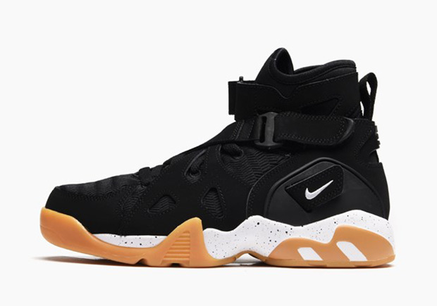 Fashion Nike Air Unlimited Trainers Womens Black/White/Gum/Light Brown Online Shopping