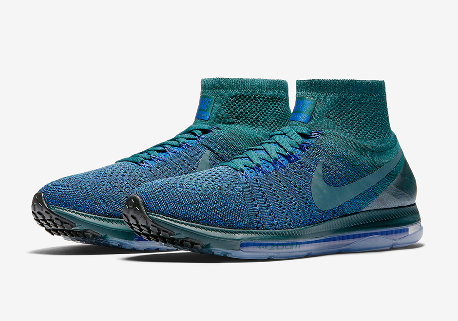 9ae1be078b89 NikeLab To Release Three New Zoom All Out Flyknit Colorways. February 23 ...