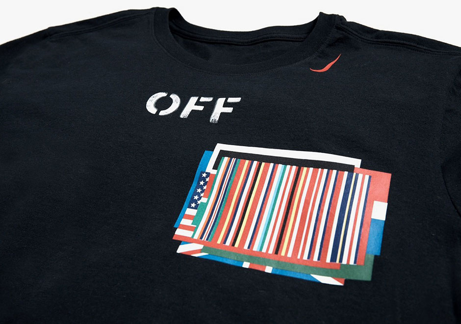 crazy price delicate colors cheapest price OFF-WHITE Nike Equality T-Shirt - Where To Buy | SneakerNews.com