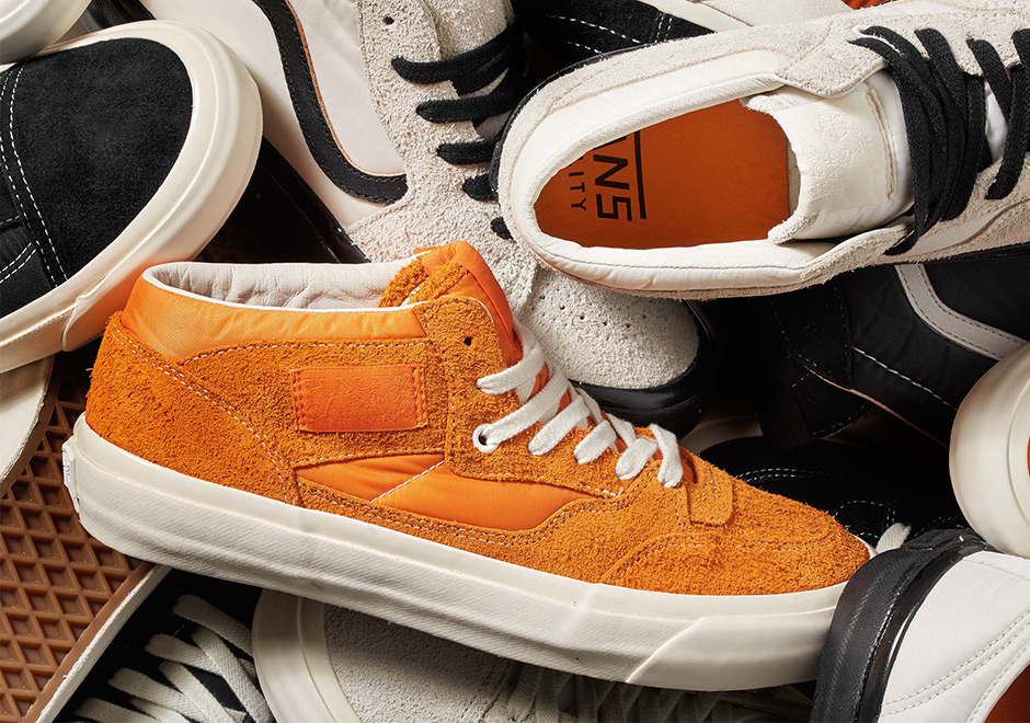 73eb6bb6204d Swedish Label Our Legacy Has A Vans Vault Collaboration Coming Soon