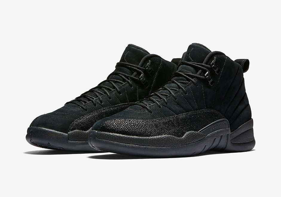 reputable site f54d1 e6186 The Air Jordan 12 OVO In Black Will Be Very Limited