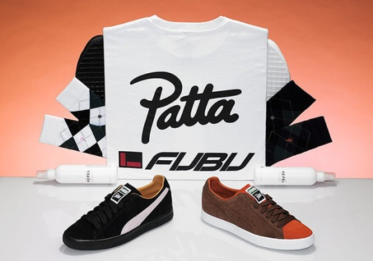 Patta Teams Up With Puma, UNDFTD, FUBU, And Other Brands For Incredible Collection
