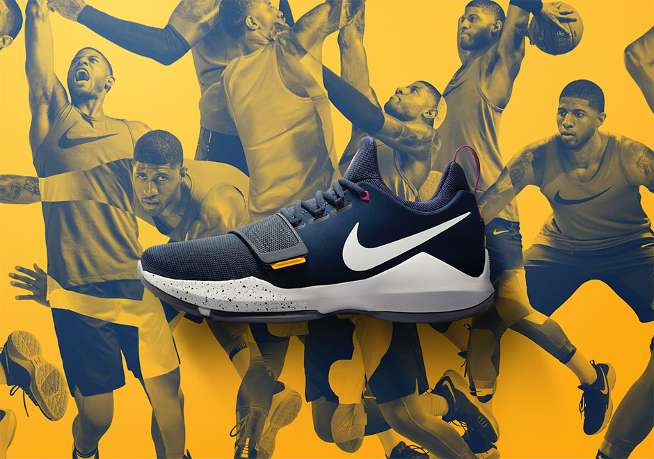 timeless design 52f96 9e00a Nike PG1 Paul George Shoes - Detailed Info | SneakerNews.com