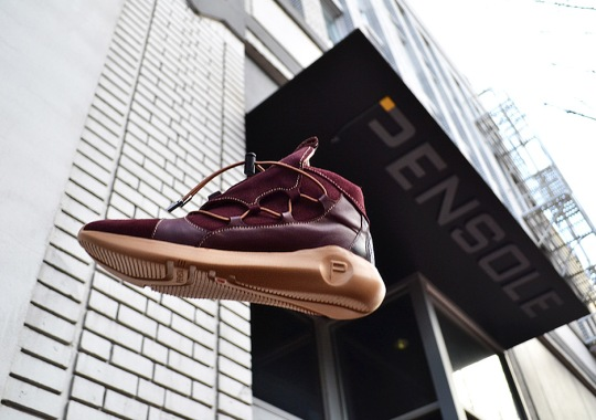 Foot Locker To Release The Pensole World Sneaker Championship Winning Shoe Design