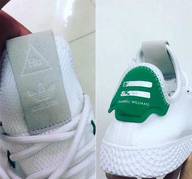 b594b7bd636e3 Pharrell adidas Human Race Stan Smith Shoe