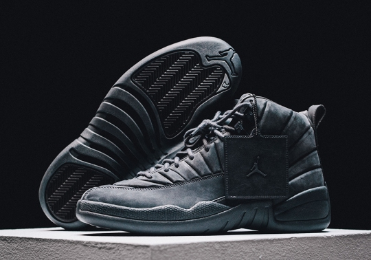 The PSNY x Air Jordan 12 Restocks Tomorrow At New York City Pop-Up Location