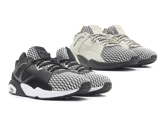 M.C. Escher Inspired This Puma Blaze Of Glory Sock Release