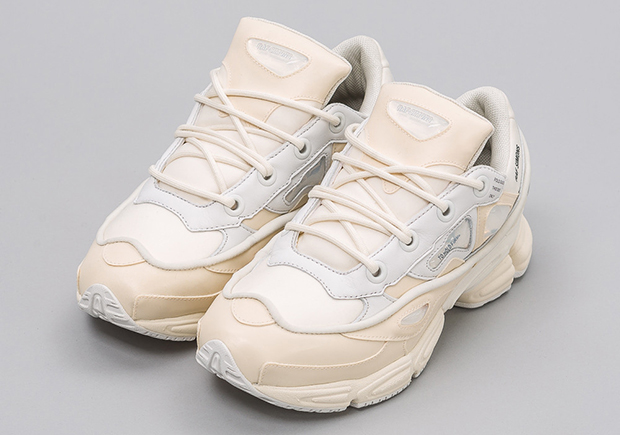 adidas x raf simons ozweego bunny beige white yeezy