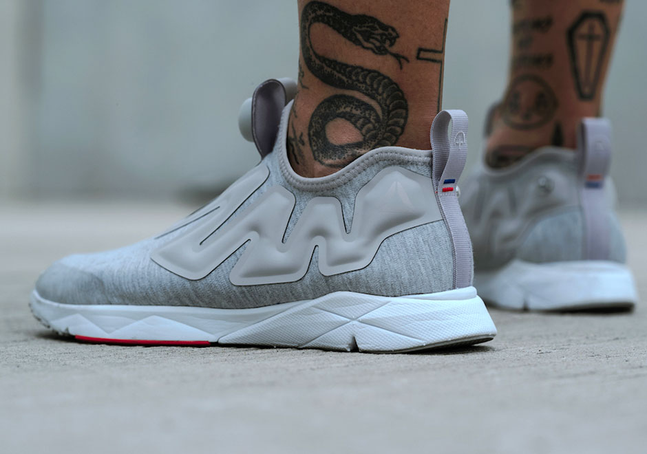 One of Reebok s most intriguing new designs continues to impress with the Pump  Supreme in its latest iteration 59e2e81794