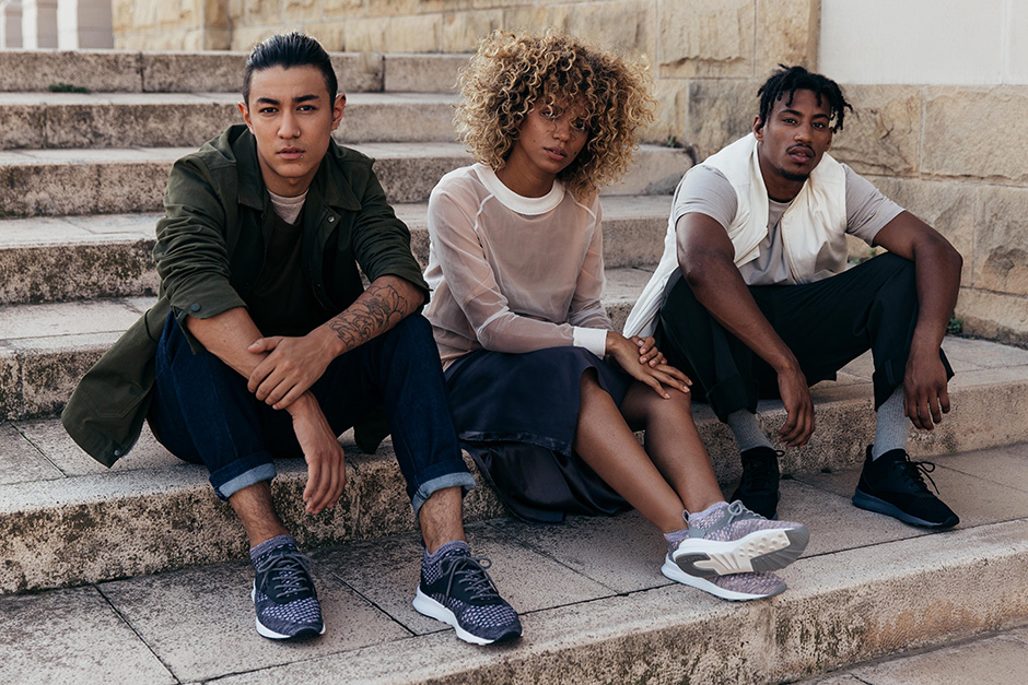 Reebok Classics is diving into the knit shoe game with the Reebok Zoku  Runner. This brand new product from Reebok combines the elements of the  Classic ... 0a299337f