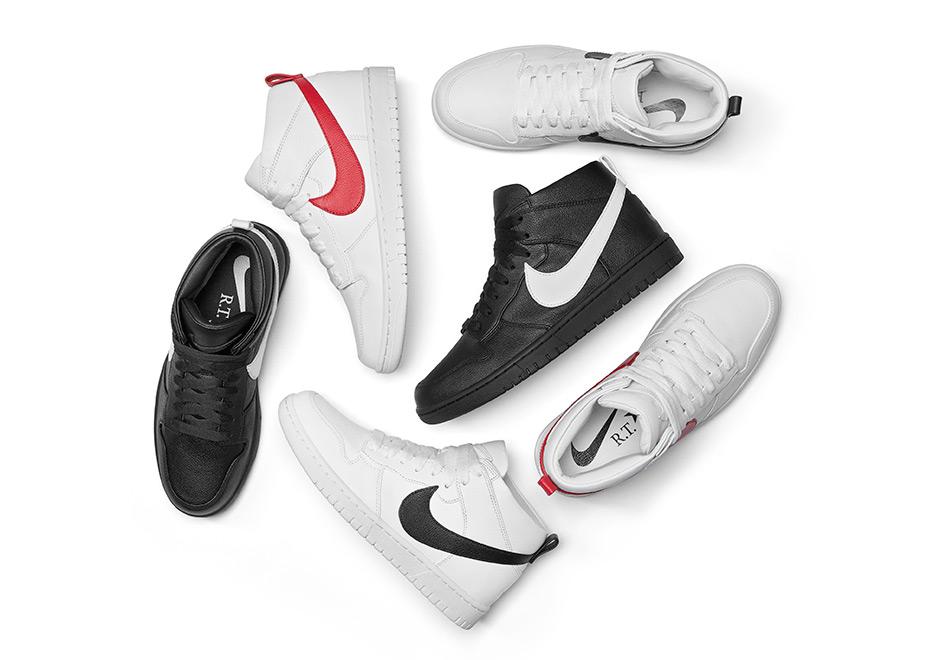 hot sale online 04c93 aeb53 Advertisement. Riccardo Tisci and Nike ...