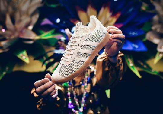 Sneaker Politics To Release Mardi Gras Inspired adidas Consortium Gazelle