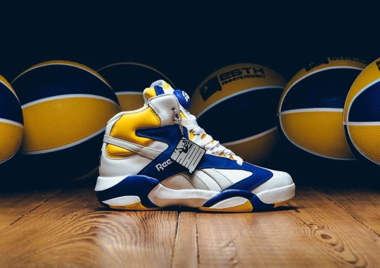Shaq Returns To His Alma Mater LSU With The Reebok Shaq Attaq By Sneaker Politics