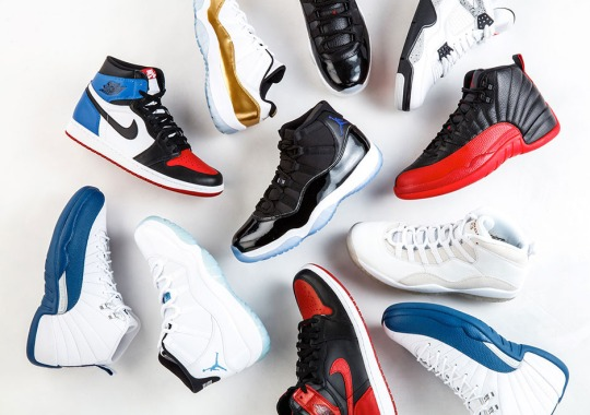On Michael Jordan's Birthday, Stadium Goods Counts Down Their 54 Best Selling Air Jordans