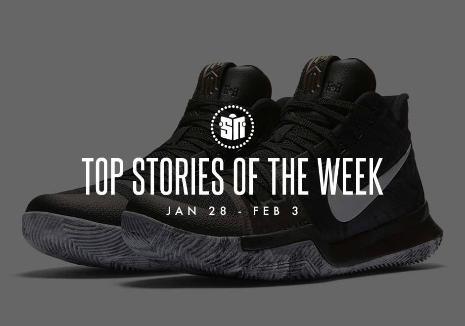Top Stories of the Week: January 28-February 3