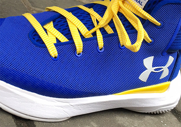 Here's What Steph Curry Is Wearing For The 2017 NBA Playoffs