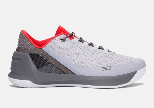 best service e8361 b1857 Under Armour Curry 3 Low - Latest Release Info | SneakerNews.com
