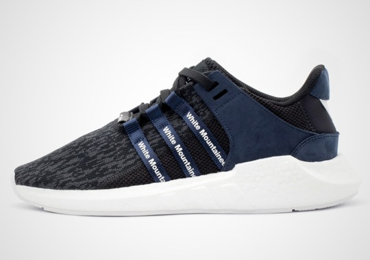 Where To Buy The White Mountaineering x adidas EQT Boost 93-17