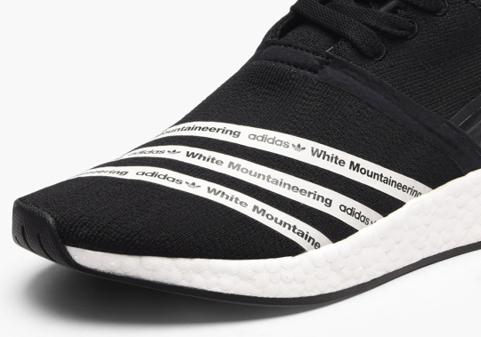 White Mountaineering x adidas NMD R2 Releases On March 1st