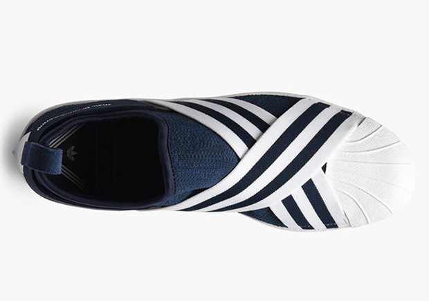 680d8681446a White Mountaineering x adidas Superstar Slip-On Release Date  February  23rd
