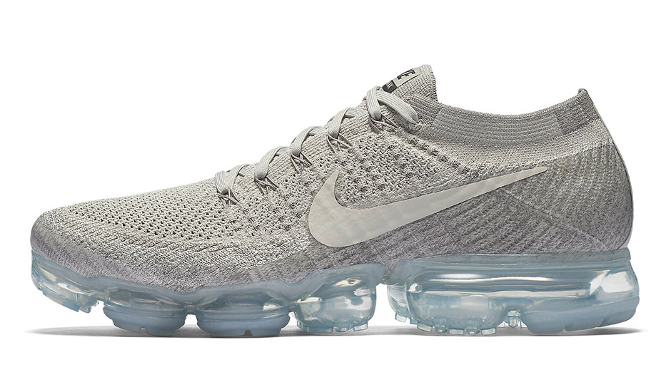 huge discount ee469 370c1 Nike Vapormax Release Date April 27th, 2017 190. Color Pale  GreySail-Light Charcoal