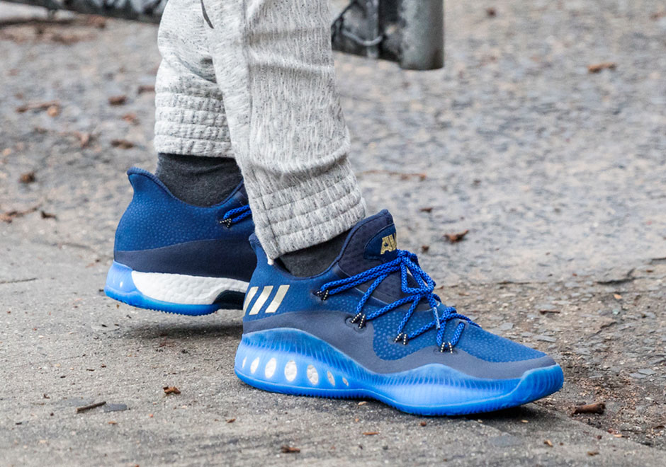 brand new be796 4d8c8 adidas Crazy Explosive Low Release Date March 4th, 2017. Price 120