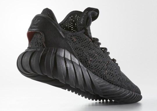 adidas Tubular Doom Primeknit WOODstack