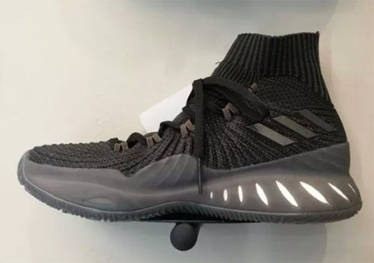 c4fae64bbbfc adidas Crazylight Boost - SneakerNews.com