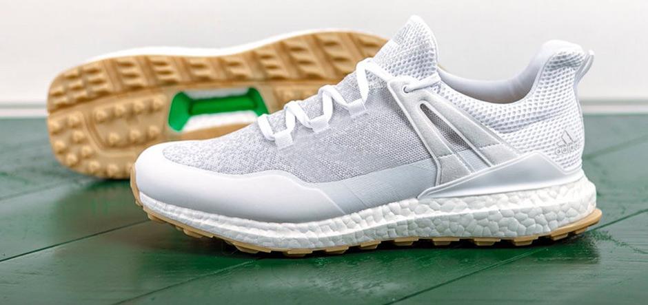 half off 0a69e 3194e ... Adidas Crossknit Boost Pimento Masters Limited Edition Golf Shoes 1100  Mens 10 ...