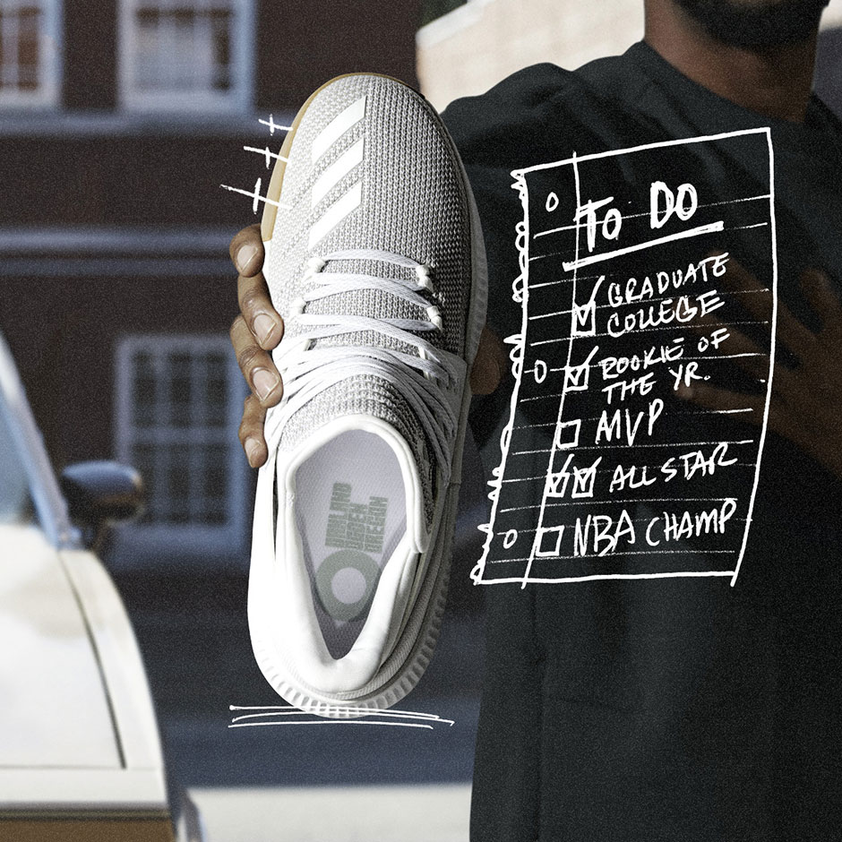 the best attitude b516b 1890f adidas Dame 3 Legacy BW0323 Release Date  SneakerNews.com