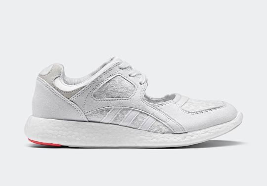 The adidas EQT Racing 91/16 Is Back In White And Turbo Red