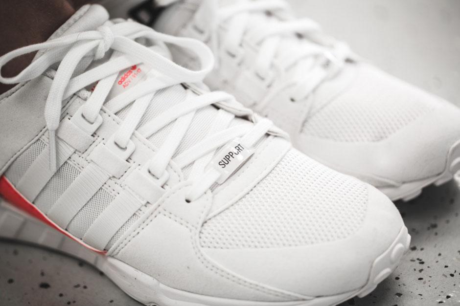 adidas EQT Support 93/17 Glitch Camo Still Breeze Kicks On Fire