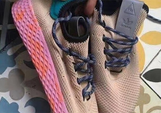 More Colorways of Pharrell's adidas Human Race Model Are Coming