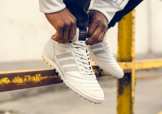adidas Creates a Classic Soccer Shoe Built For The Streets With Mundial Team Pack