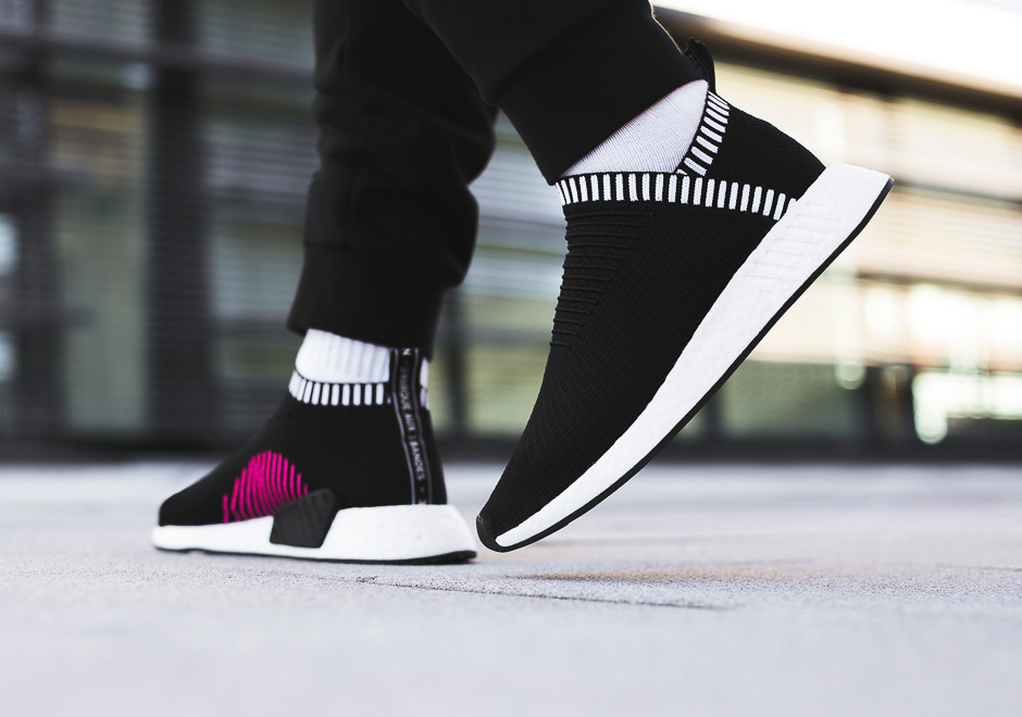 6989365663b1 Adidas NMD City Sock 1 PK BA7208 White Gum [BA7208] $145.00 :