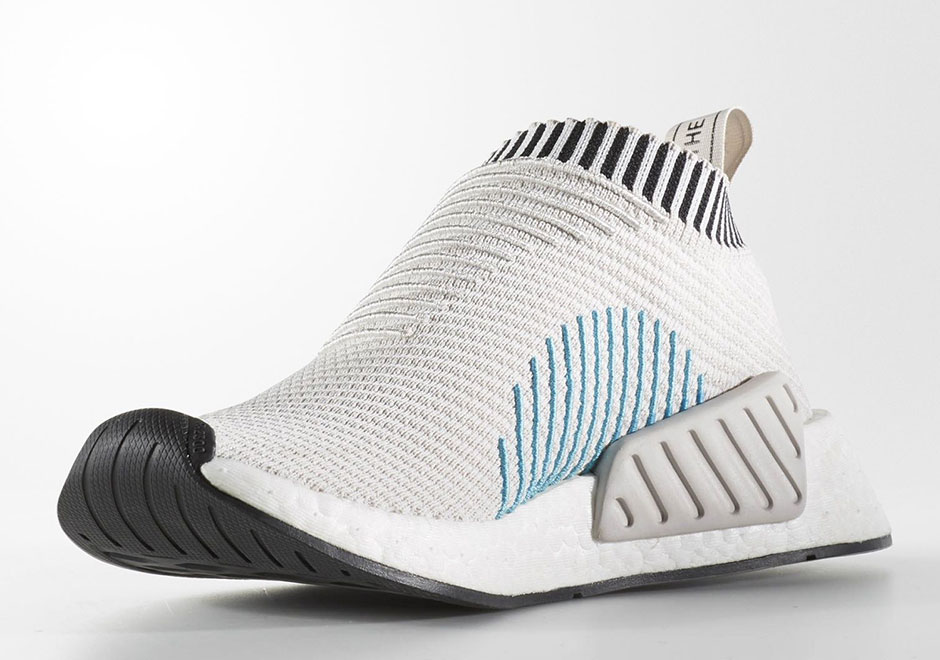 on sale 9155d 29a02 adidas NMD City Sock 2 Pearl Grey BA7213 | SneakerNews.com