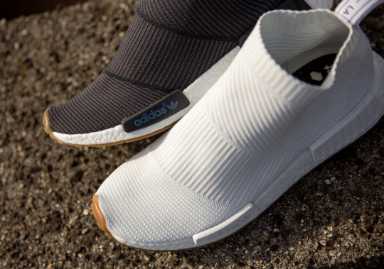 "adidas NMD City Sock ""Gum Pack"" Is Releasing Again In April"