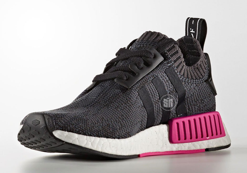 09ba1ebcaf48 The adidas NMD is definitely thinking pink this spring