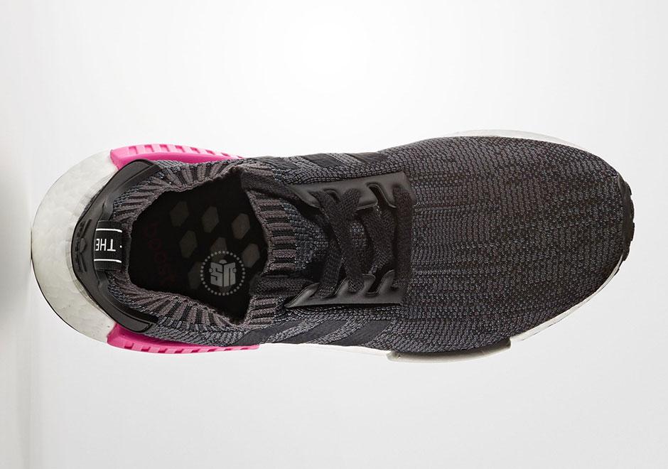 Adidas Primeknit Nmd Rosa Negro 3xZ6kDTbg
