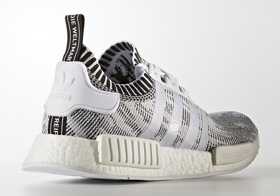 "2173d80e4da74 Advertisement. Updated May 12th, 2017: The adidas NMD R1 Primeknit ""Glitch  ..."
