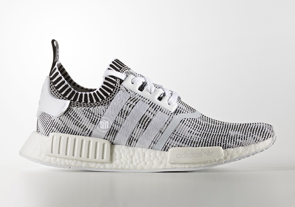 "ee4960ddc7be4 adidas NMD R1 Primeknit ""Glitch Camo"" Release Date  May 20th"