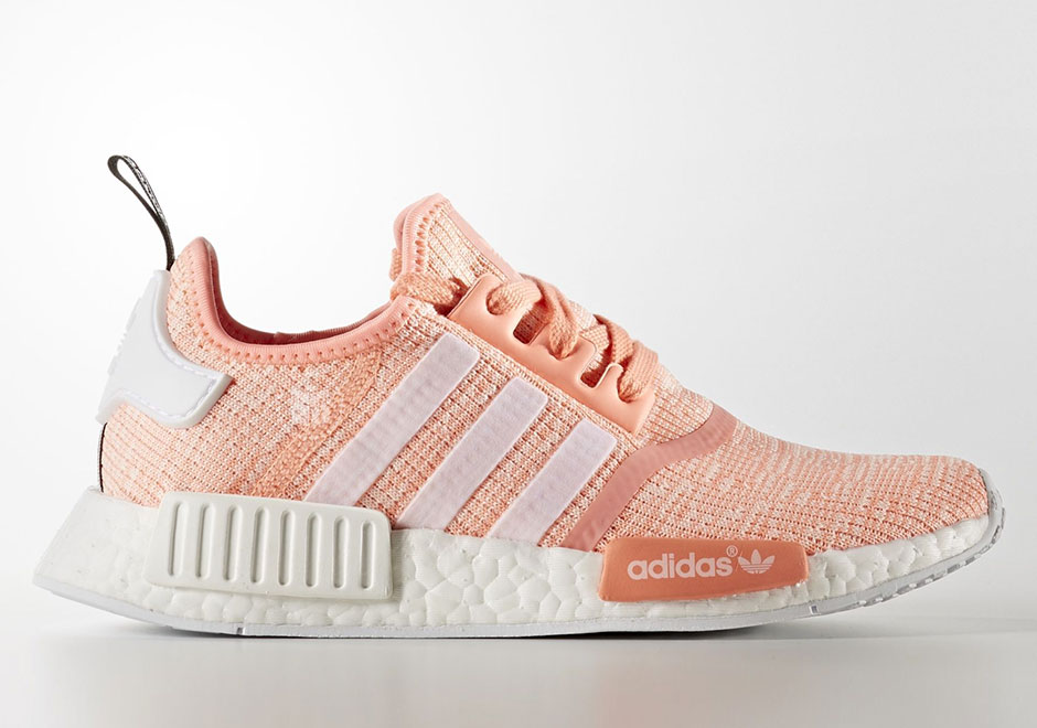 adidas nmd r1 sun glow by3034 april 2017. Black Bedroom Furniture Sets. Home Design Ideas
