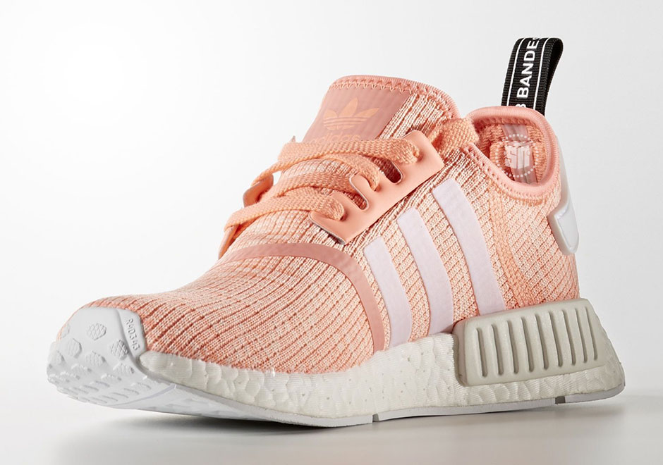 6a47d717f9242 adidas NMD R1 Sun Glow BY3034 April 2017