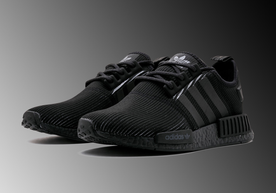 adidas NMD R1 Black BY3123 |